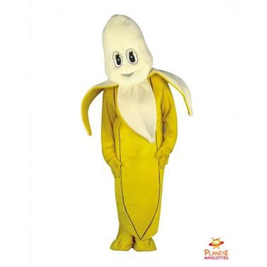 Déguisement mascotte de Banane