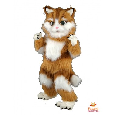 Mascotte chat Planète Mascottes