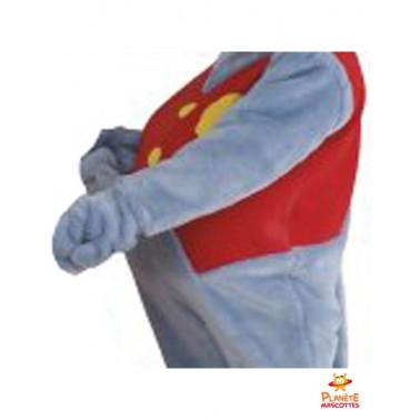 Costume mascotte souris