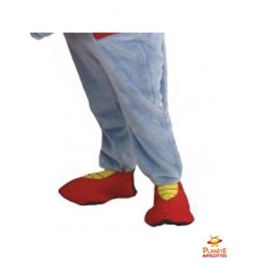 Pantalon mascotte souris Planète Mascottes
