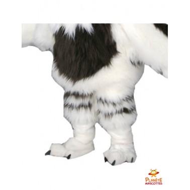 Pantalon mascotte aigle