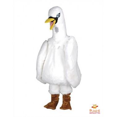 Goose Mascot Costume
