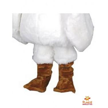 Pantalon mascotte d'oie