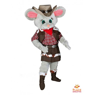Mouse mascot costume farwest