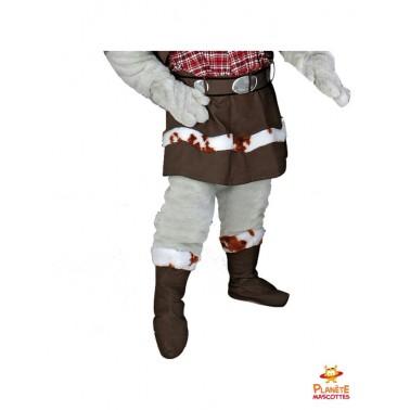 Pantalon mascotte souris Farwest