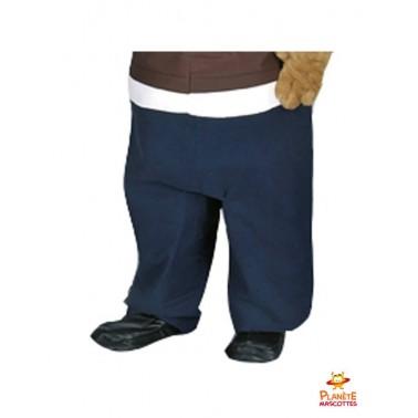 Pantalon mascotte de sanglier