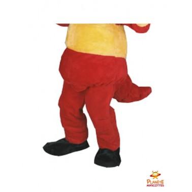 Pantalon mascotte chenille Planète Mascottes
