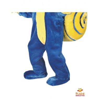 Pantalon mascotte escargot