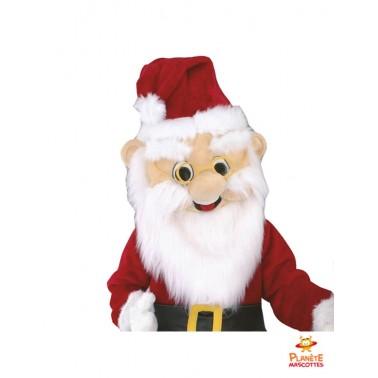 Mascotte Père Noël
