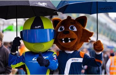 Mascotte WEC FIA World Endurance Championship